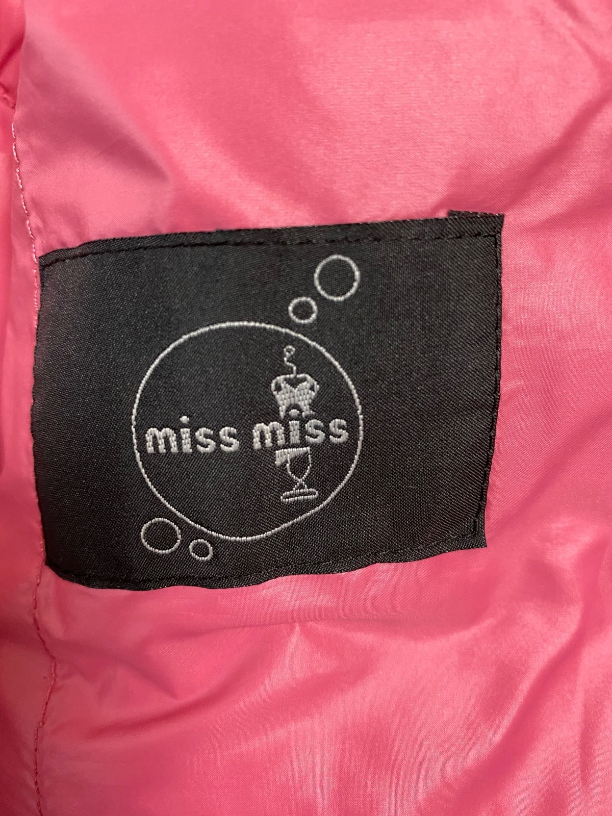 miss miss(ミスミス)のダウンジャケット