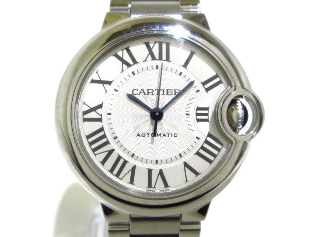 Cartier(カルティエ)のバロンブルーMM