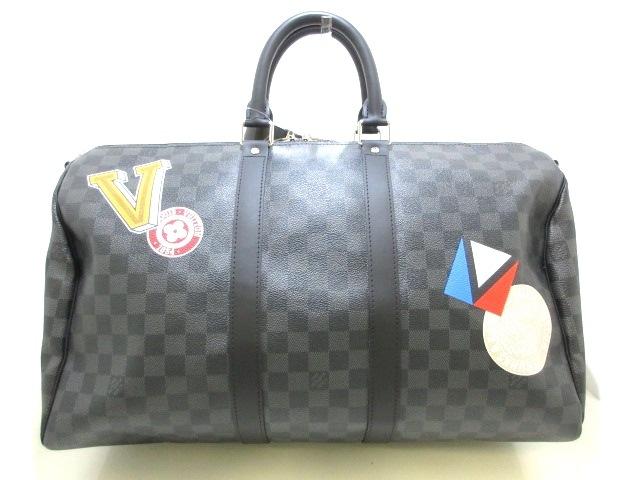 LOUIS VUITTON(ルイヴィトン)のキーポル・バンドリエール45