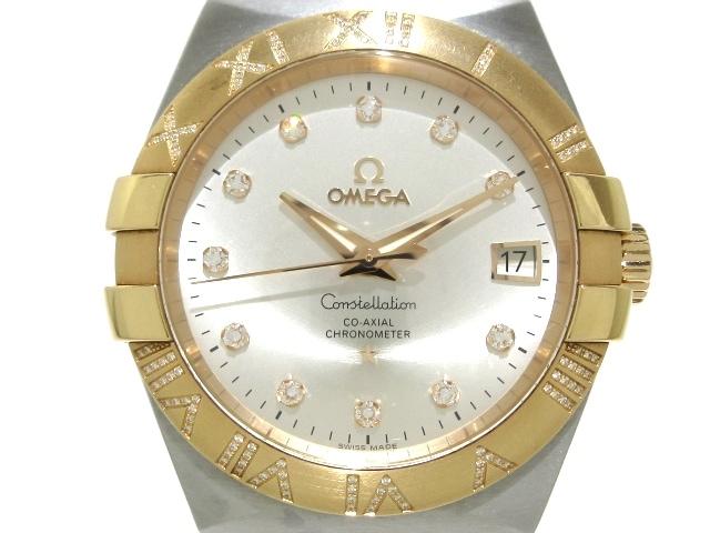 OMEGA(オメガ)/腕時計/コンステレーション/123.25.35.20.52.003