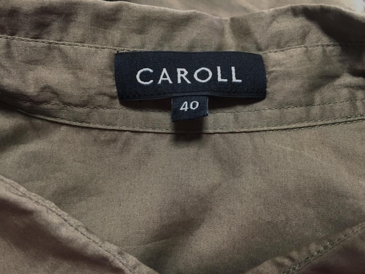CAROLL(キャロル)のシャツブラウス