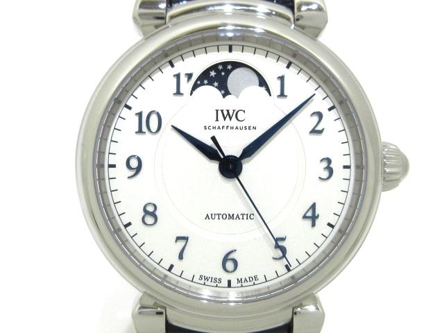 IWC(アイダブリューシー)のダ・ヴィンチ・オートマティック・ムーンフェイズ 36