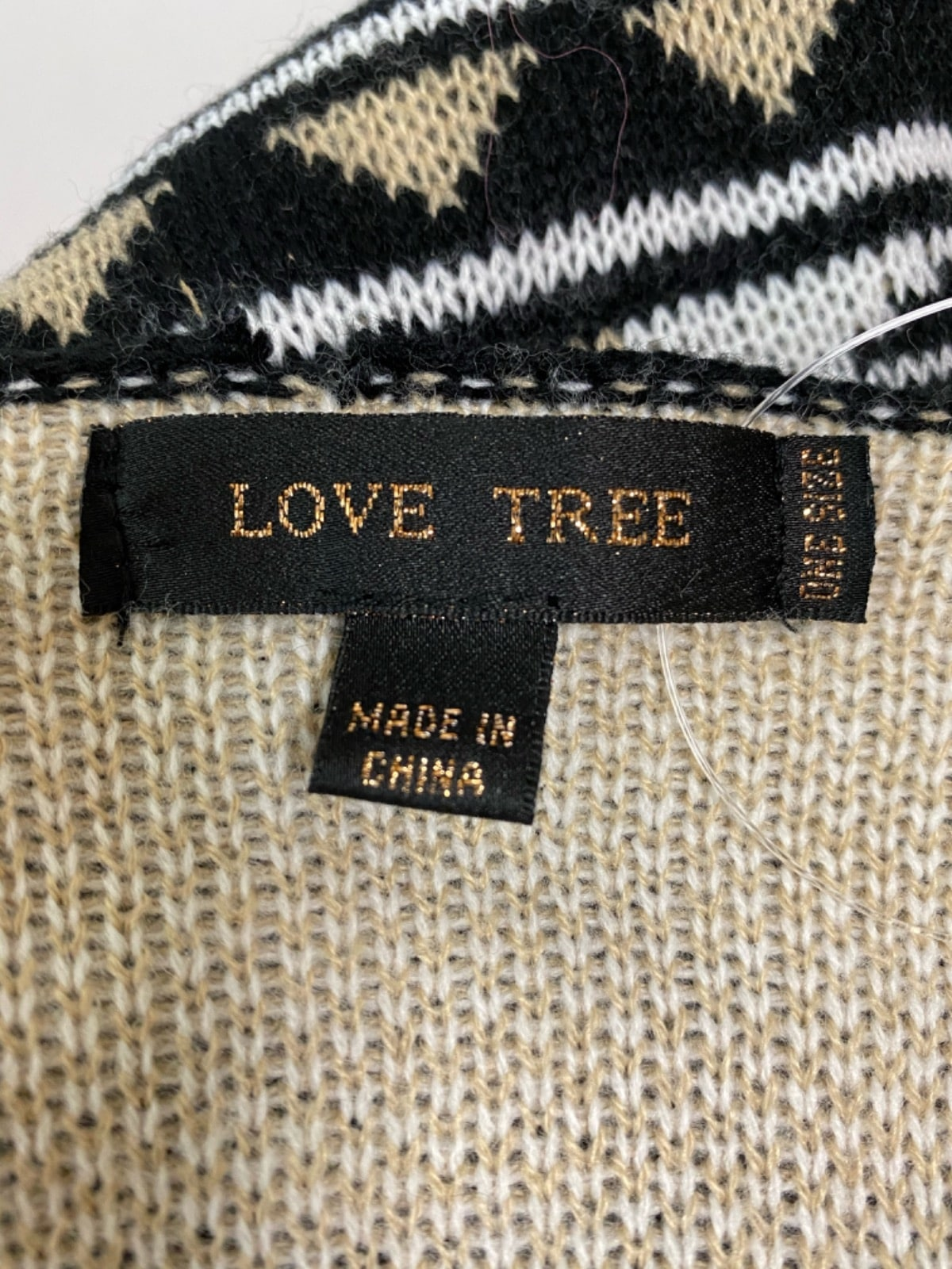 Love Tree(ラブツリー)のポンチョ