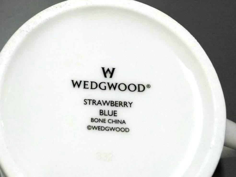 WEDG WOOD(ウェッジウッド)のSTRAWBERRY BLUE