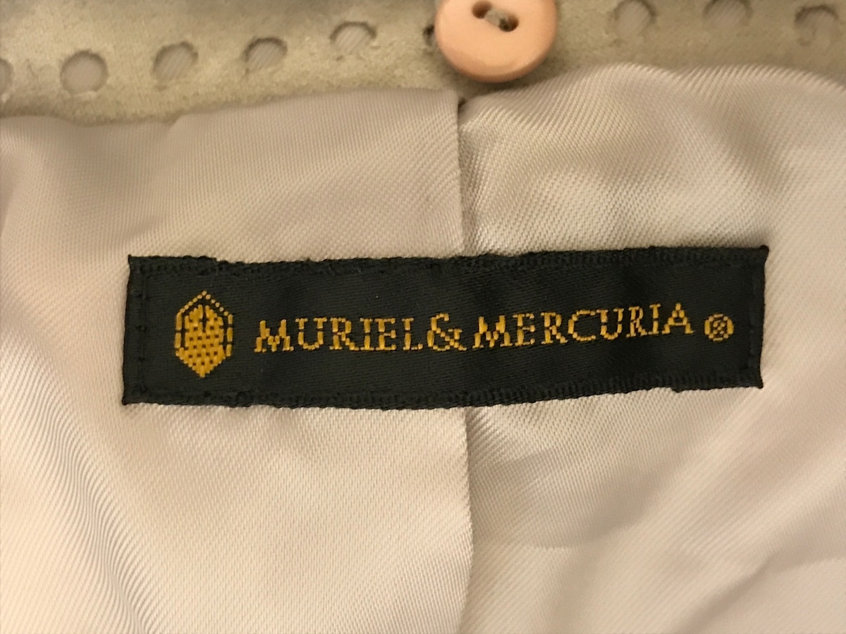 muriel&mercuria(マリエル&マキュリア)のダウンコート