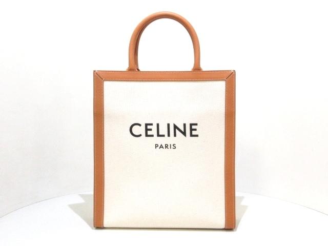 CELINE(セリーヌ)のスモール バーティカル CELINE  カバ