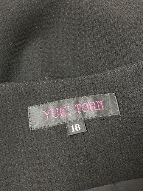 YUKITORII(ユキトリイ)のスカートスーツ