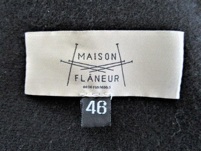 MAISON FLANEUR(メゾンフラネウール)のコート