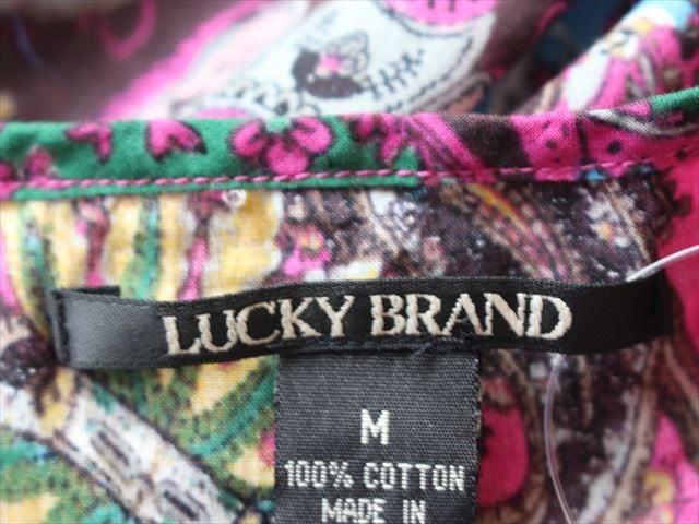 Lucky Brand(ラッキーブランド)のチュニック