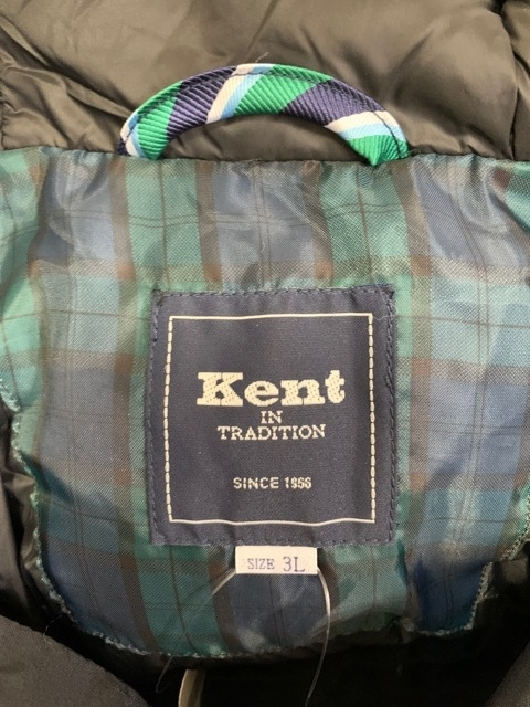 Kent(ケント)のダウンジャケット