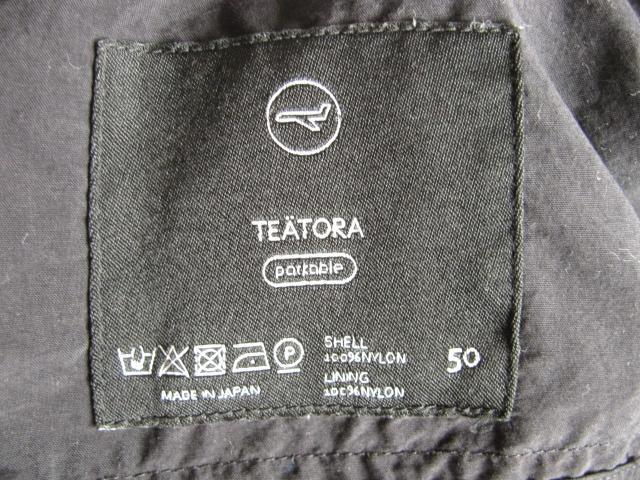TEATORA(テアトラ)のパンツ