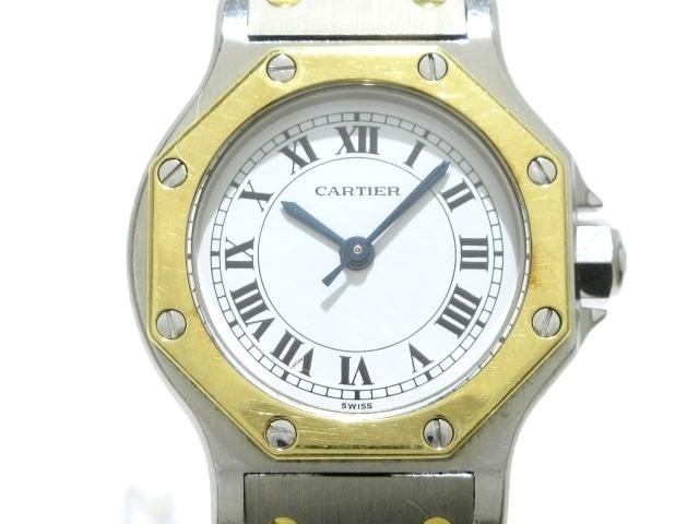 Cartier(カルティエ)のサントスオクタゴン