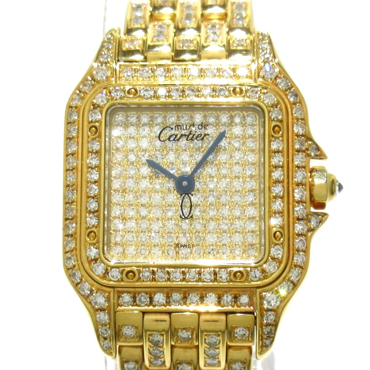 Cartier(カルティエ)のパンテールSM