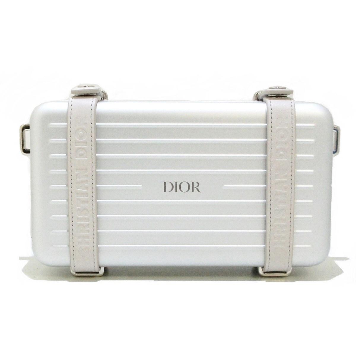 DIOR/ChristianDior(ディオール/クリスチャンディオール)のパーソナルクラッチバッグ