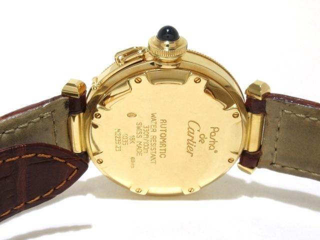 Cartier(カルティエ)のパシャ35mm