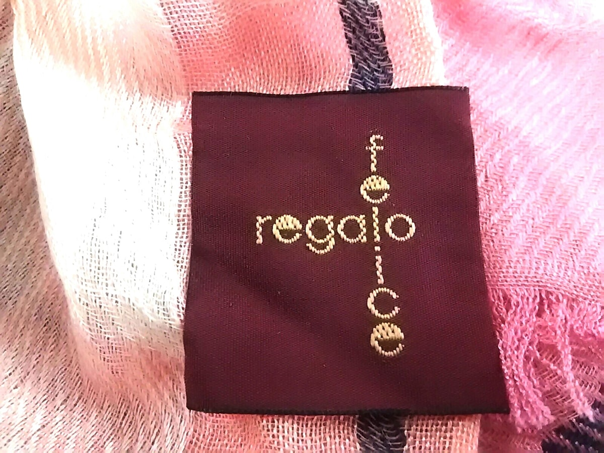 felice regalo(フェリーチェ レガーロ)のマフラー