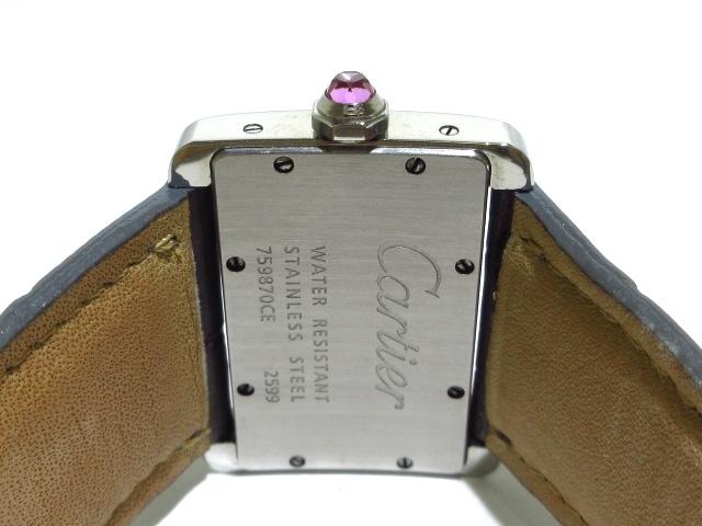 Cartier(カルティエ)のタンクミニディヴァン