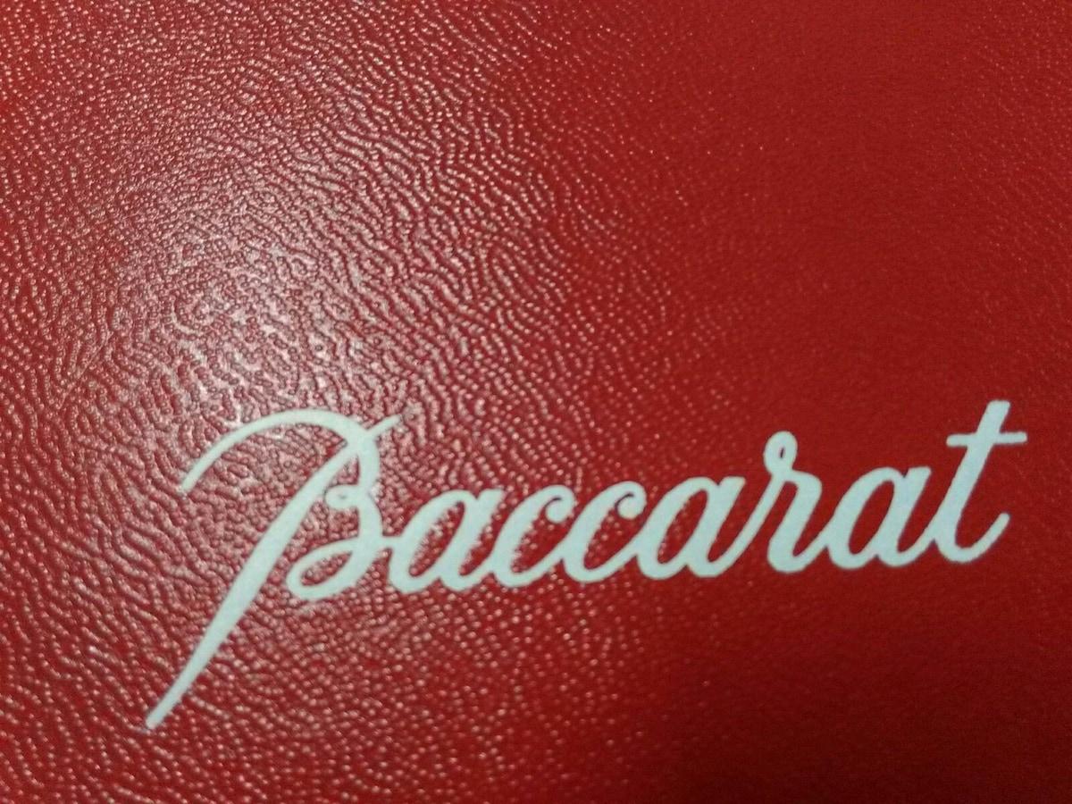 Baccarat(バカラ)のラッキーバタフライ
