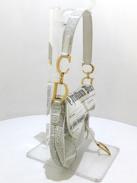DIOR/ChristianDior(ディオール/クリスチャンディオール)のサドルバッグ