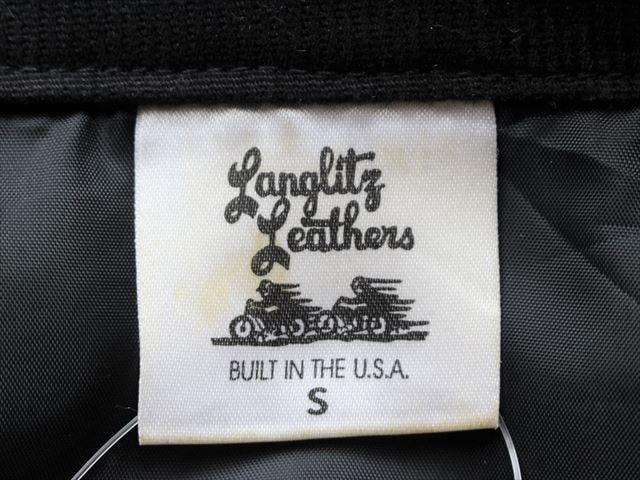 Langlitz Leathers(ラングリッツレザー)のブルゾン