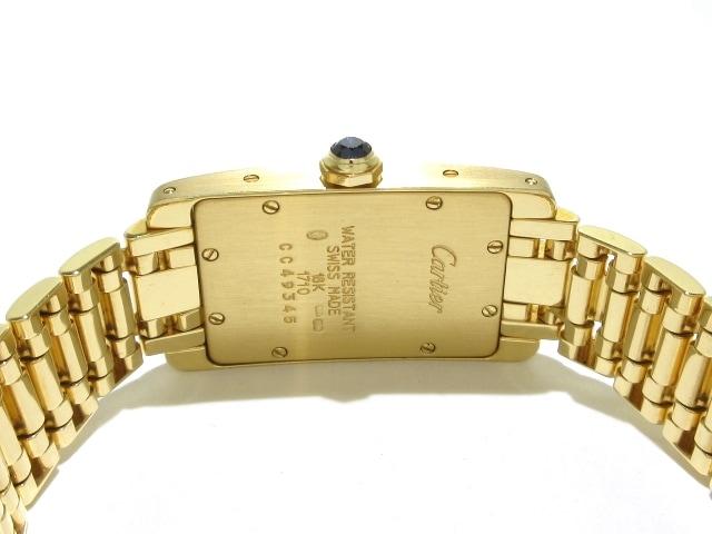 Cartier(カルティエ)のタンクアメリカンSM
