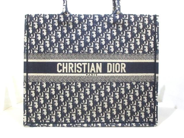 DIOR/ChristianDior(ディオール/クリスチャンディオール)のディオール オブリーク ブックトート