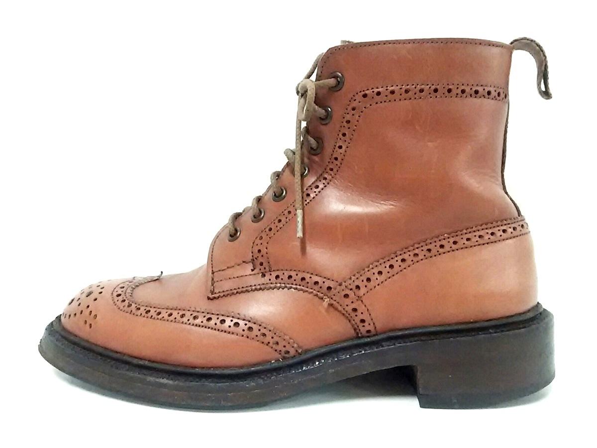 Tricker's(トリッカーズ)のブーツ
