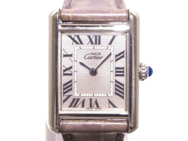 Cartier(カルティエ)のマストタンクアルジャンSM