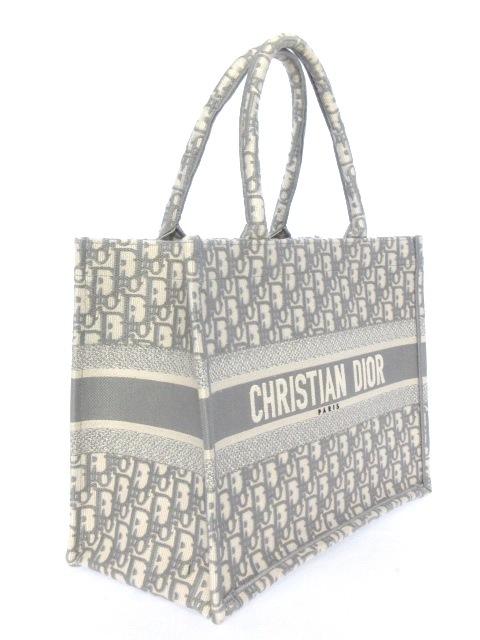 DIOR/ChristianDior(ディオール/クリスチャンディオール)のブックトート スモール