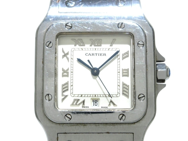 Cartier(カルティエ)のサントスガルベLM