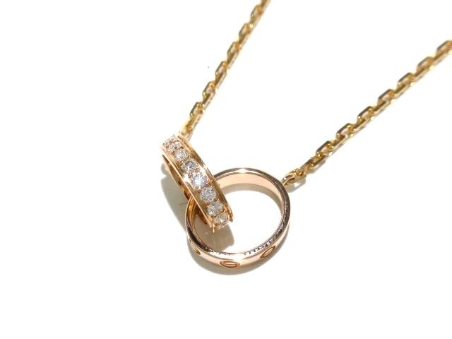 Cartier(カルティエ)のベビーラブネックレス