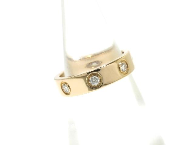 Cartier(カルティエ)のミニラブリング フルダイヤ