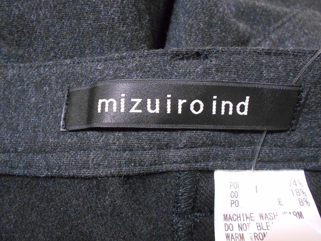 mizuiro  ind(ミズイロインド)のパンツ