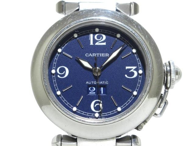Cartier(カルティエ)のパシャCビッグデイト