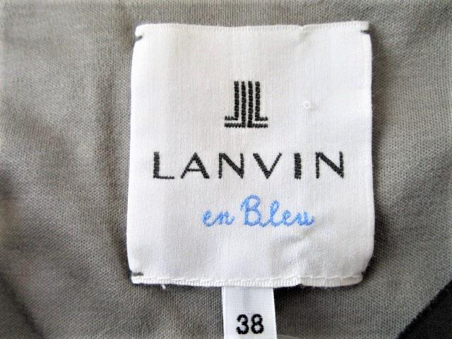 LANVIN en Bleu(ランバンオンブルー)のカットソー