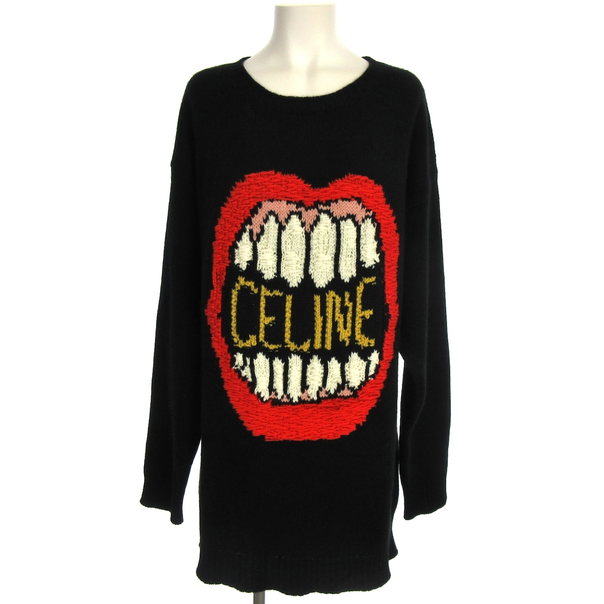 CELINE(セリーヌ)のルーズクーネックセーター