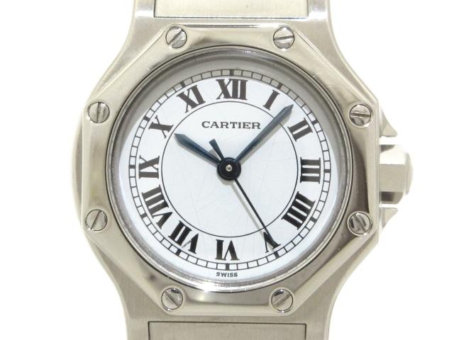 Cartier(カルティエ)のサントスオクタゴンSM