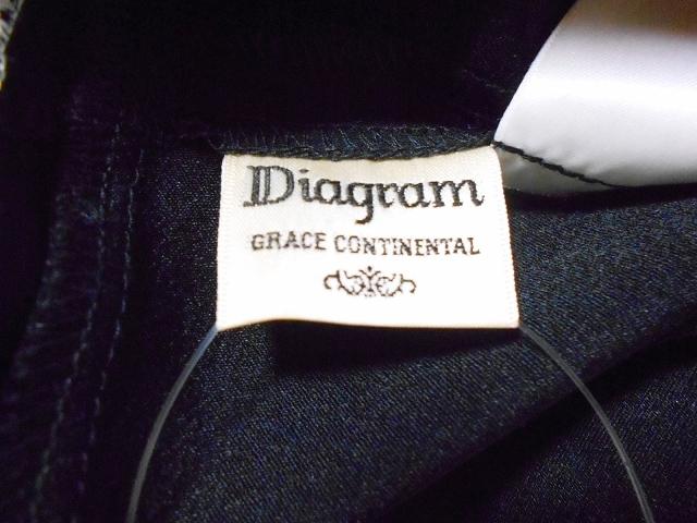 Diagram GRACE CONTINENTAL(ダイアグラム)のカットソー