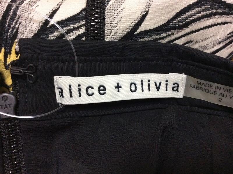 alice+olivia(アリスオリビア)のワンピース