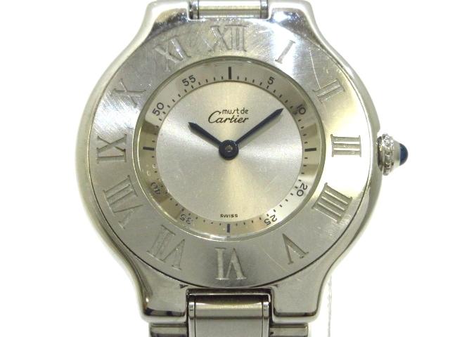 Cartier(カルティエ)のマスト21LM