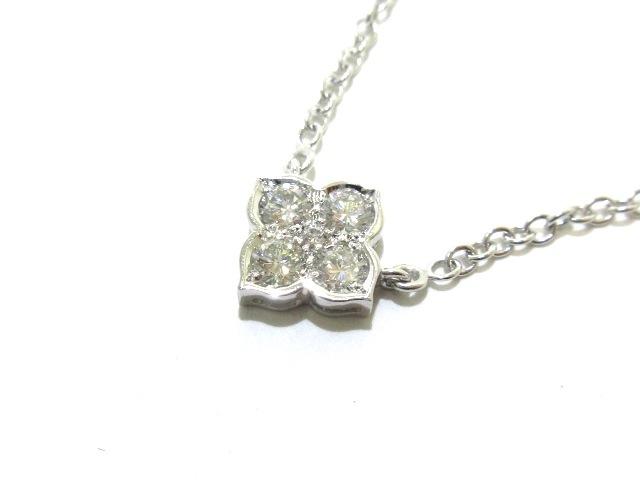 ヒンドゥ/K18WG×ダイヤモンド
