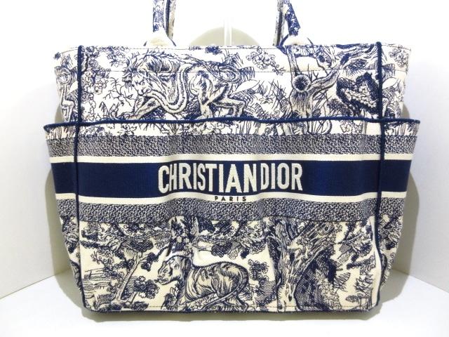 ChristianDior(クリスチャンディオール)のキャサリントート トワル ドゥ ジュイ エンブロイダリー