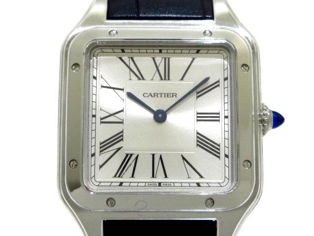 Cartier(カルティエ)のサントスデュモンLM