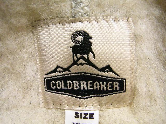 COLD BREAKER(コールドブレーカー)のコート