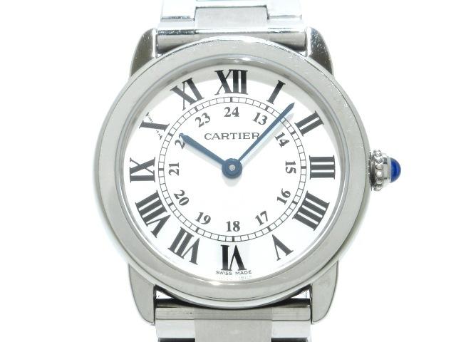 Cartier(カルティエ)のロンドソロSM