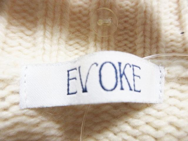 evoke(イヴォーク)のコート