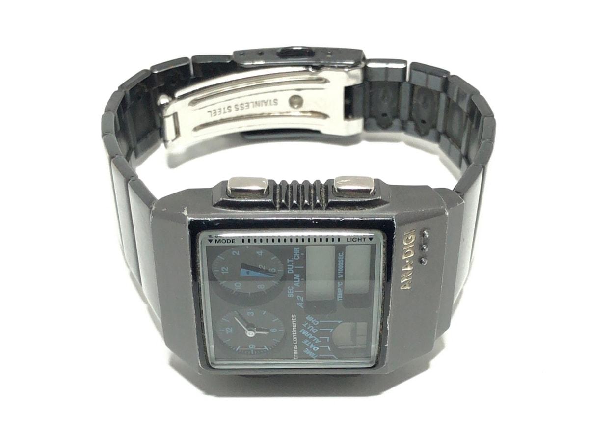 TRANS CONTINENTS(トランスコンチネンス)の腕時計