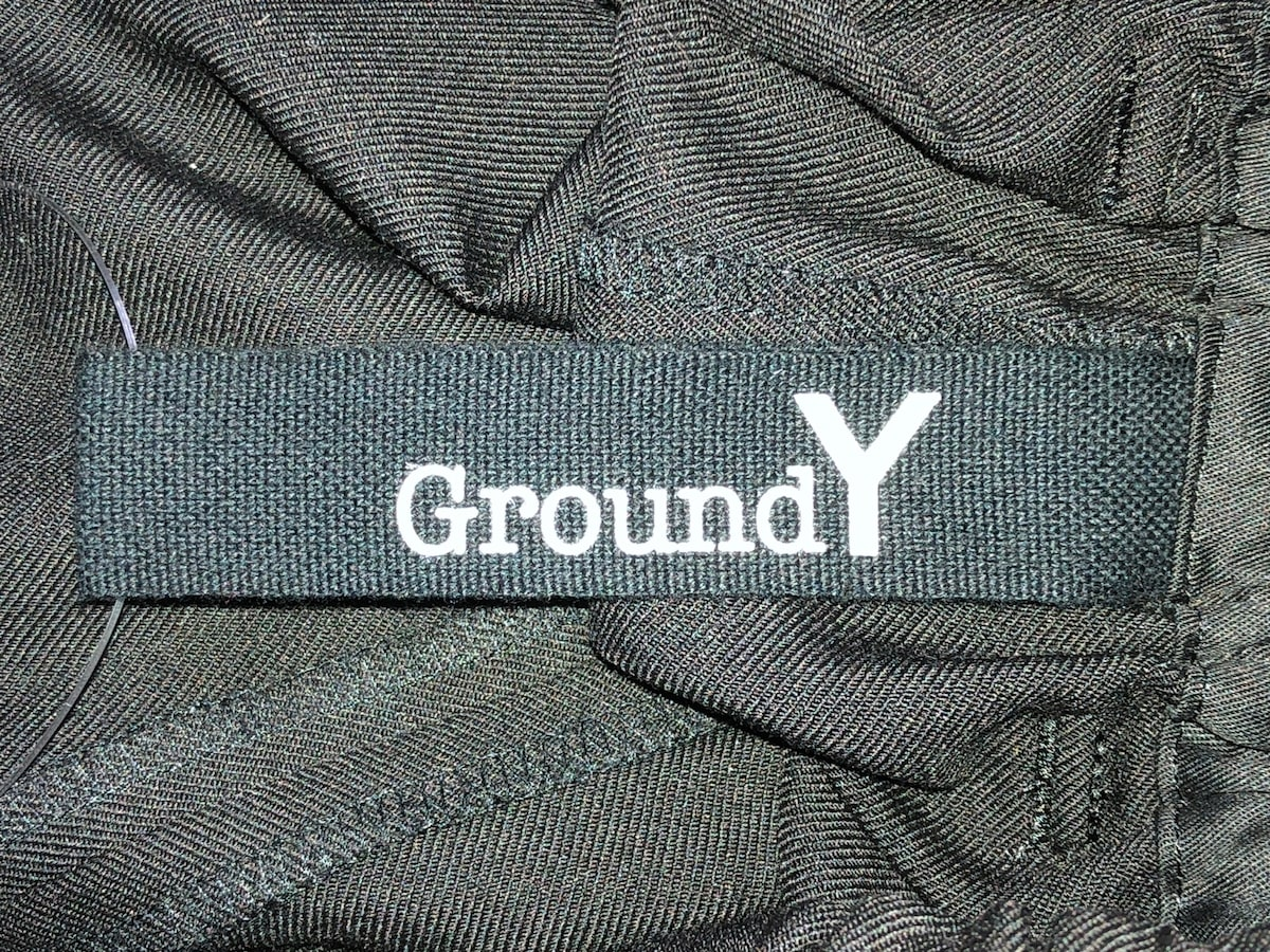 Ground Y(グラウンド ワイ)のパンツ