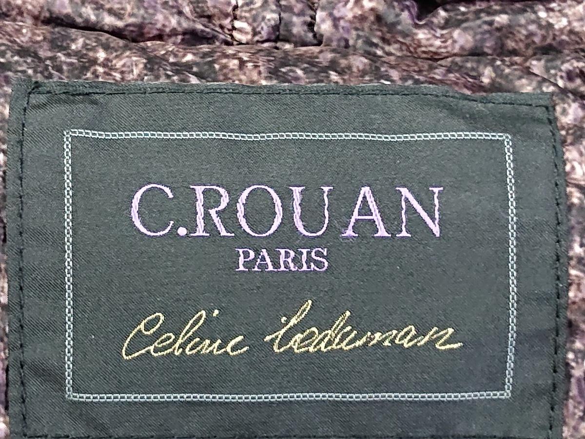 C.ROUAN(セ.ルーアン)のダウンコート