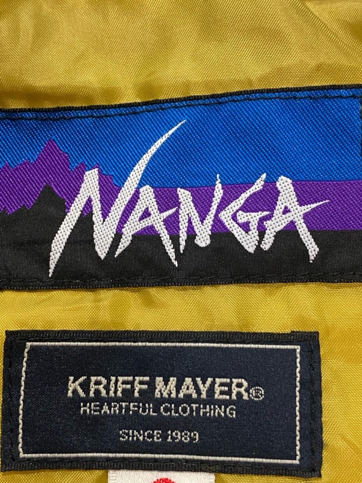 NANGA(ナンガ)のダウンジャケット